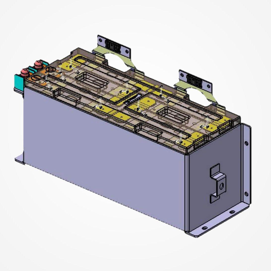 LFP102Ah-1P8S CATL Battery Modules